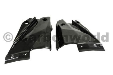 Belly pan carbon for Ducati Streetfighter 848 – Image 1