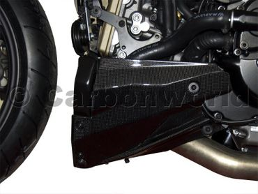 Belly pan carbon for Ducati Streetfighter 848 – Image 2