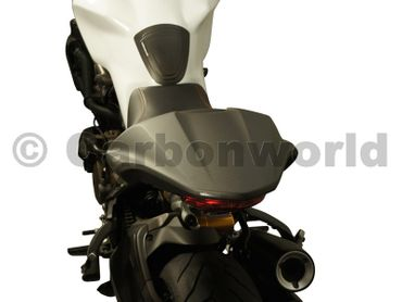 seat cover carbon mat for Ducati Monster 821 1200 – Image 12