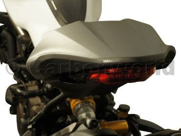seat cover carbon mat for Ducati Monster 821 1200 – Image 5