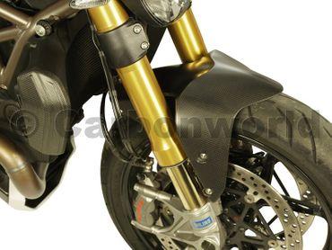 Kotflügel vorn Carbon für Ducati Monster 797 821 1200 – Bild 4