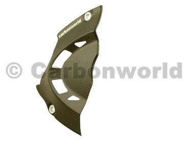 sprocket cover carbon mat for Ducati Monster 1200 – Image 3