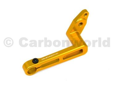 shift lever gold and eccentric lever pin Ducabike for Ducati Panigale 899 1199 – Image 2