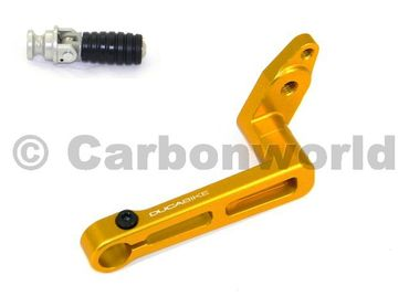 shift lever gold and recline lever pin Ducabike for Ducati Panigale 899 1199 – Image 1