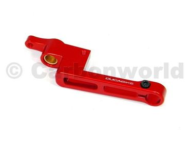 brake lever red and recline lever pin Ducabike for Ducati Panigale 899 1199 – Image 2
