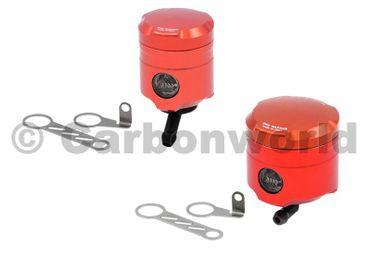 Flüssigkeitsbehälter rot CNC Racing für Ducati Monster