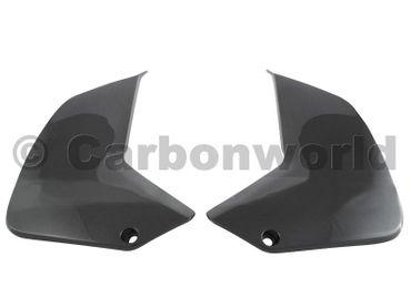 pannello deflettore dell'aria opaco carbonio per Ducati Miltistrada 1200 – Image 1