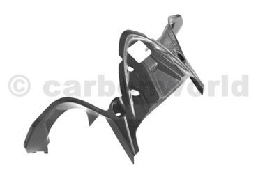 instrument cover mit GPS-Halter carbon for Ducati 899 1199 Panigale – Image 3