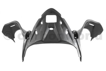 instrument cover mit GPS-Halter carbon for Ducati 899 1199 Panigale – Image 1