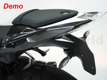 seat tail carbon for BMW S1000RR, S1000R – Image 2