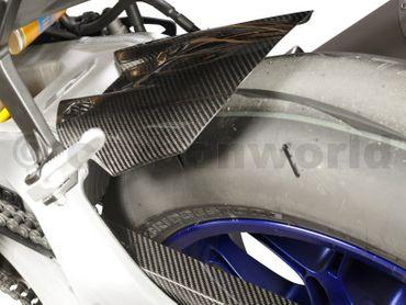 rearhugger carbon for Yamaha YZF-R1 – Image 2