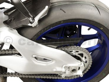 chain guard carbon for Yamaha YZF-R1 – Image 4