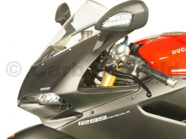 Verkleidung STRADA carbon matt für Ducati 959 1299 Panigale – Bild 4