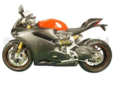 Verkleidung STRADA carbon matt für Ducati 959 1299 Panigale – Bild 10
