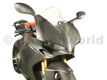 instrument cover (GPS) carbon mat for Ducati 959 1299 Panigale – Image 7