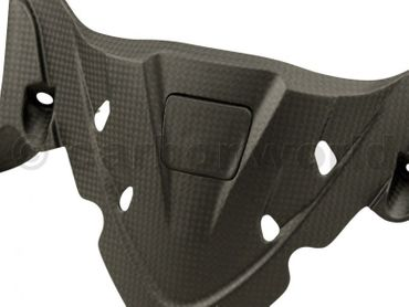 instrument cover (GPS) carbon mat for Ducati 959 1299 Panigale – Image 2