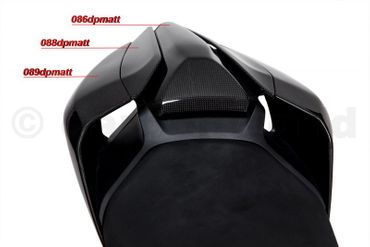 seat cover street carbon mat for Ducati 959 1299 Panigale – Image 7
