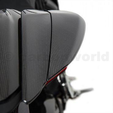 Codone carena STRADA estensione carbonio opaco per Ducati 959 1299 Panigale – Image 3