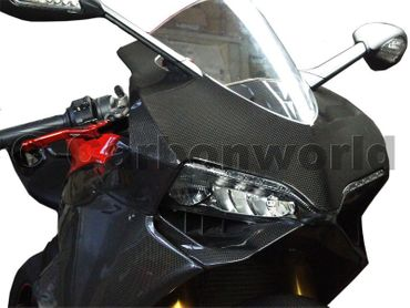 fairing STRADA carbon for Ducati 899 1199 Panigale – Image 4