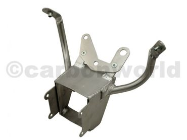 aluminium fairing bracket silver for BMW S1000 RR – Image 1