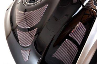 Revêtement de réservoir Cream Carbon pour MV Agusta – Image 2
