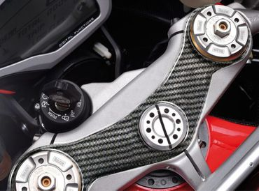 steering plate pad  for  MV Agusta F4 – Image 2