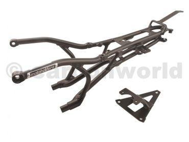Heckrahmen schwarz für Ducati 1199 1299 Panigale – Bild 1
