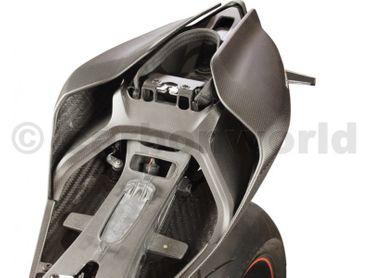 Codone carena centro carbonio opaco per Ducati Panigale 959 1299 – Image 6