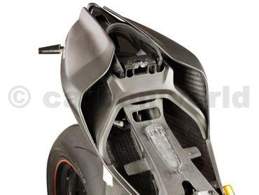 Codone carena centro carbonio opaco per Ducati Panigale 959 1299 – Image 7