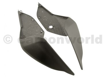 seat tail left and right mat carbonfiber for Ducati Panigale 959 1299 – Image 3