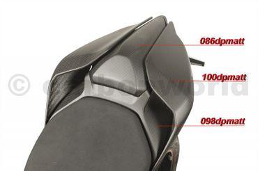 Codone carena destro e snistro carbonio opaco per Ducati Panigale 959 1299 – Image 11