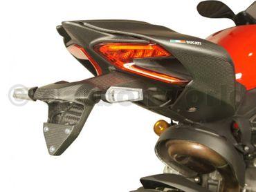 Sitzbank Unterteil Carbon matt für Ducati Panigale 959 1299 – Bild 4