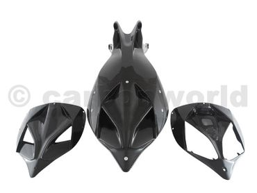 monocoque tail mat carbonfiber for Ducati 899 959 1199 1299 Panigale  – Image 4