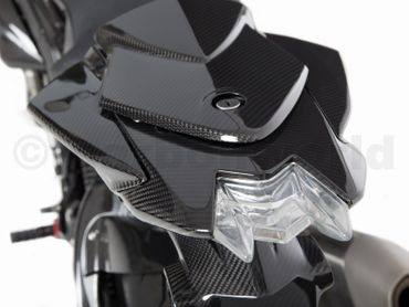 seat tail carbonfiber for BMW S 1000 RR (2015 - ), S 1000 R – Image 8