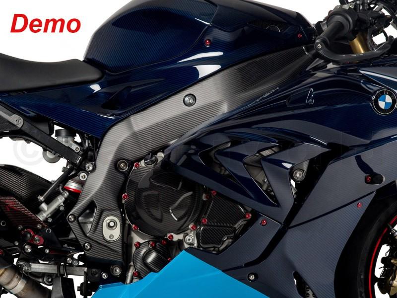 Rahmenschoner Carbon für BMW S 1000 RR (2015 - )