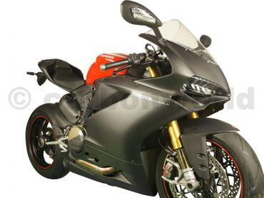 side panels kit carbon fiber strada mat Ducati 959 1299 Panigale – Image 6