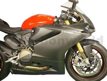 side panels kit carbon fiber strada mat Ducati 959 1299 Panigale – Image 3