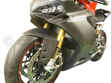 Seitenteile carbon matt für Ducati 959 1299 Panigale – Bild 7