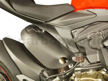 frame cover kit carbon mat for Ducati 1199 1299 Panigale – Image 4