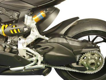 Federbeinabdeckung offen Carbon matt  für Ducati 899 959 1199 1299 Panigale – Bild 6