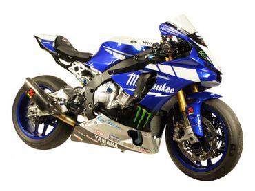 Motorschutzdeckel Bonamici Racing für Yamaha YZF R1 R1M rechts  – Bild 3