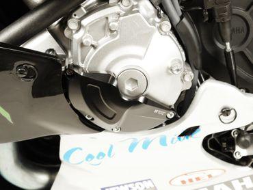 Motorschutzdeckel Bonamici Racing für Yamaha YZF R1 R1M links – Bild 3