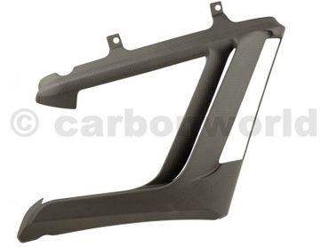 Kühlerabdeckung aus Carbon matt für Ducati Diavel (2014 -) – Bild 2