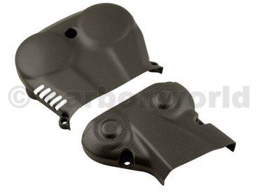 belt cover kit carbon mat for Ducati  Multistrada 1200 – Image 2