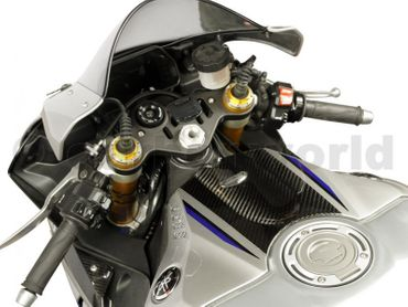 Tank guard carbon for Yamaha YZF-R1 – Image 4