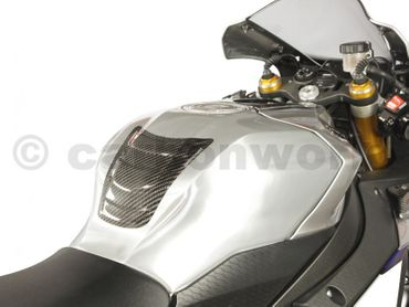 Tankpad carbon for Yamaha YZF-R1 – Image 2