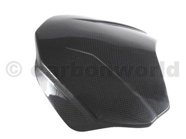 Cupolino parabrezza carbonio opaco per Ducati Scrambler – Image 6