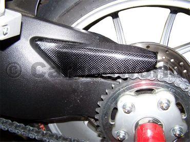 Kettenschutz Carbon für Ducati Monster – Bild 2