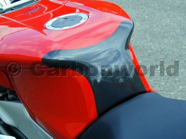 carbon buckle guard for MV Agusta F4 – Image 2