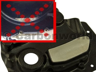 engine cover carbon for Ducati 1098 1198 – Image 3
